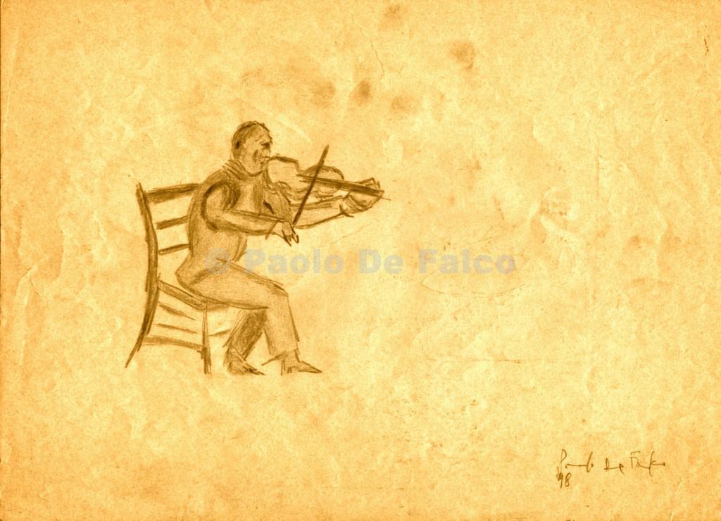 32 Il violinista